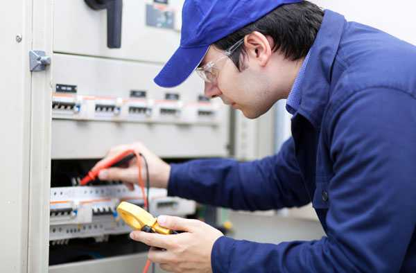 Electrical Contractor Services Software