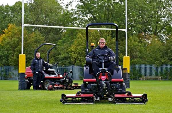 Grounds Maintenance Business Software