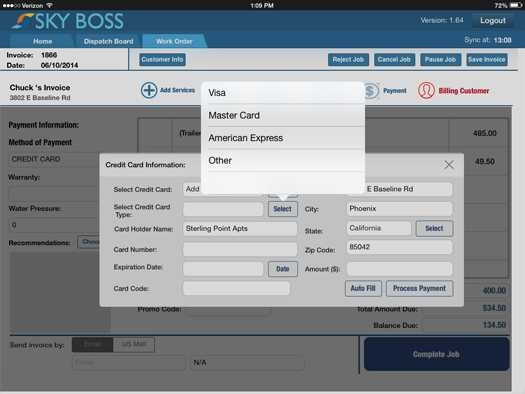 Business Software for Handyman Services