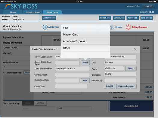 Business Software for Roofing Companies