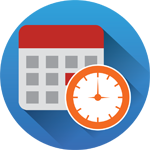 Work Flow Management Icon