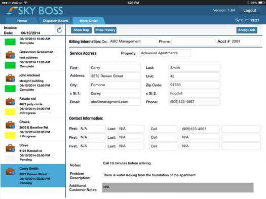 Business Software for Snow Removal Companies